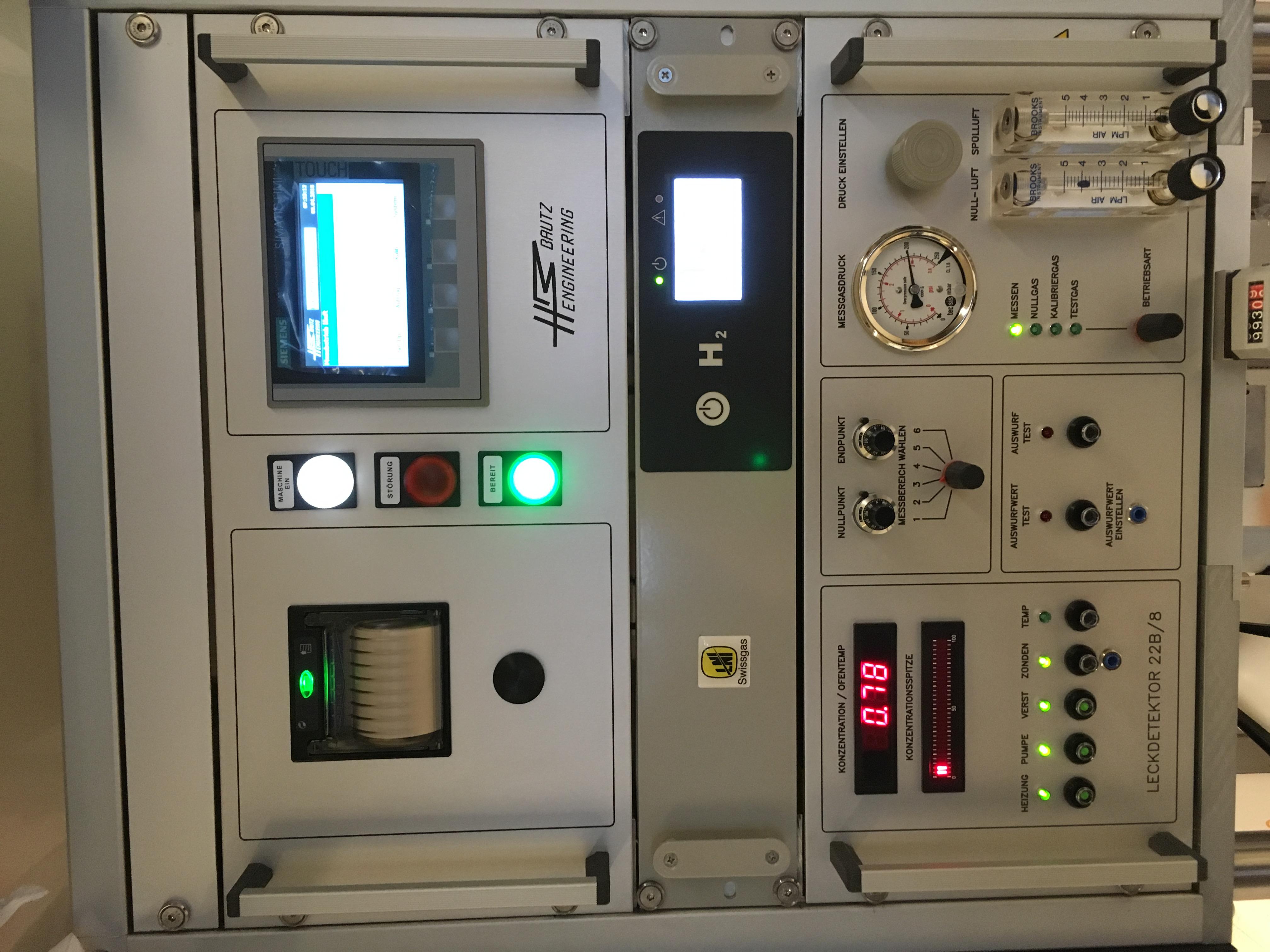 Aerofid Control Panel Raupack UK and Ireland