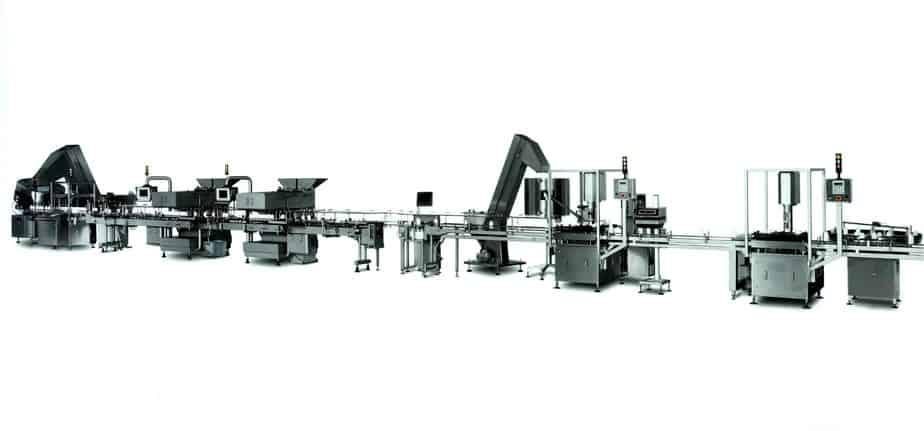 <ol><li>Turnkey Solutions<li>Barrel and Sachet type desiccants<li>Highly Accurate Cremer Counter<li>N2 Flushing possible<li>Fast Changeover</ol>